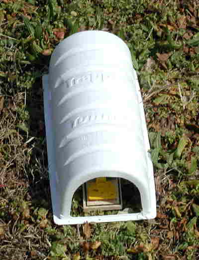 Shrew do it yourself pest control at - Volle trap ...